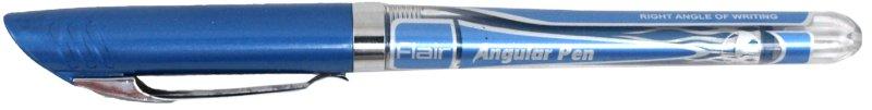 Иллюстрация 1 из 6 для Ручка шариковая синяя. Для левшей. (F-888) | Лабиринт - канцтовы. Источник: Лабиринт