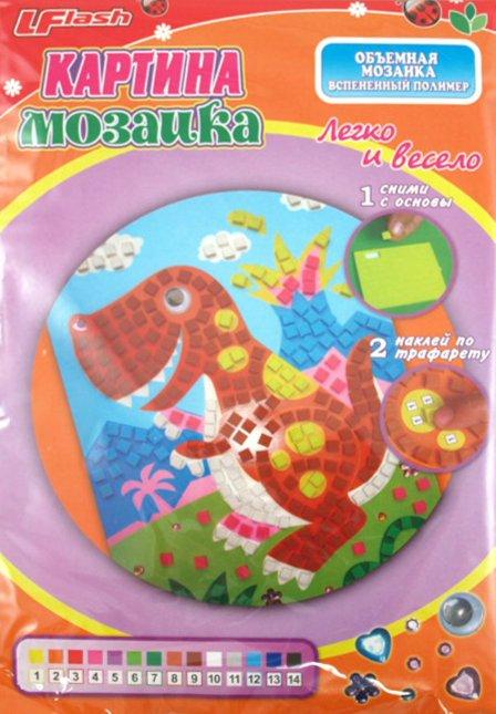 Иллюстрация 1 из 6 для Картинка мозаика (DT-1016) | Лабиринт - игрушки. Источник: Лабиринт