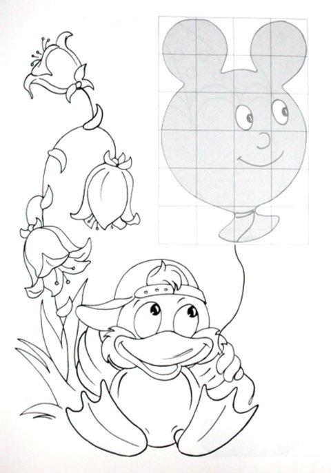 Иллюстрация 1 из 26 для Мозаика из наклеек. Веселая компания   Лабиринт - книги. Источник: Лабиринт