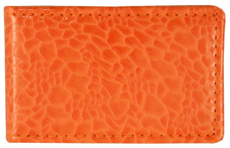Иллюстрация 1 из 5 для Визитница однорядная GALANT Modern оранжевая (231768) | Лабиринт - канцтовы. Источник: Лабиринт