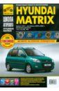 Hyundai Matrix с 2001 г., 2005 г./ 2008 г. Руководство по эксплуатации, техническому обслуживанию,