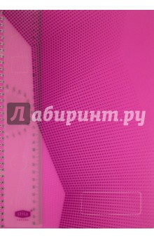 """Тетрадь """"Stila Futura"""" 96 листов, А4, клетка, фиолетовая (198472)"""