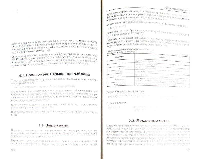 Иллюстрация 1 из 13 для Ассемблер на примерах. Базовый курс - Рудольф Марек   Лабиринт - книги. Источник: Лабиринт