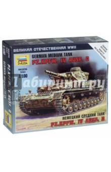 Немецкий средний танк PZ.KPFW. IV AUSF. D (6151) бтр звезда sd ktz 251 1 ausf b ханомаг 1 100 6127