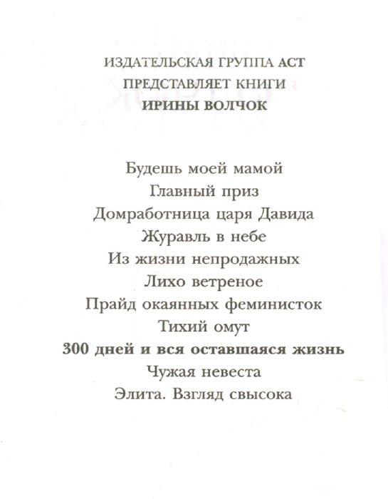 Иллюстрация 1 из 11 для 300 дней и вся оставшаяся жизнь - Ирина Волчок | Лабиринт - книги. Источник: Лабиринт