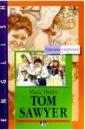 Твен Марк Том Сойер = Tom Sawyer (на английском языке) твен м приключения тома сойера the adventures of tom sawyer домашнее чтение mp3