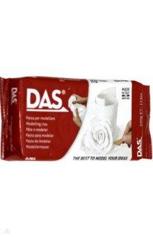 Паста для моделирования отвердевающая на воздухе Das, 500 гр (387000)