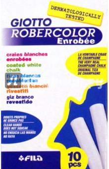 Мел белый (10 штук) (539100) Fila