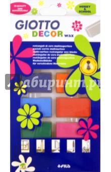 Мел восковой для декорирования: 12 цветов (442000) от Лабиринт