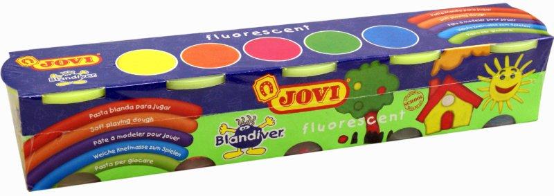 Иллюстрация 1 из 4 для Мягкая игровая паста для моделирования: 5 цветов (405F) | Лабиринт - игрушки. Источник: Лабиринт