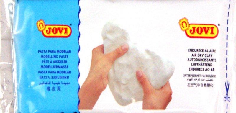 Иллюстрация 1 из 5 для Паста для моделирования (250 гр, белая) (83) | Лабиринт - игрушки. Источник: Лабиринт