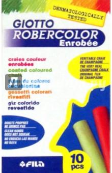 Мел цветной (10 штук) (539300) Fila