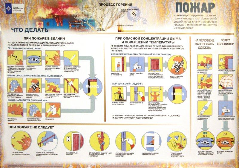 Иллюстрация 1 из 3 для Уголок безопасности школьника (10 плакатов)   Лабиринт - книги. Источник: Лабиринт