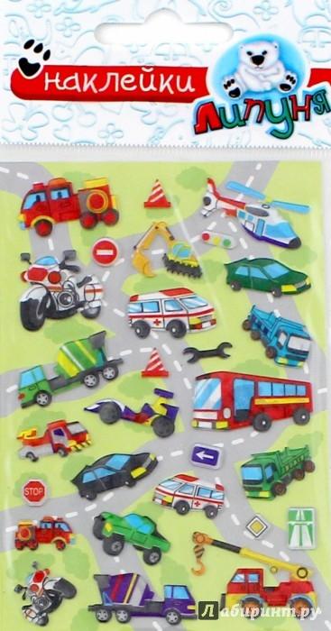 """Иллюстрация 1 из 8 для Наклейки детские """"Игрушки 2"""" (в ассортименте) (CPS013)   Лабиринт - игрушки. Источник: Лабиринт"""