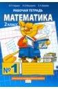 Математика. 2 класс. Рабочая тетрадь. В 4-х частях. ФГОС