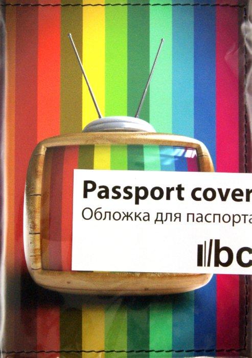 Иллюстрация 1 из 4 для Обложка для паспорта (Ps 7.7.2) | Лабиринт - канцтовы. Источник: Лабиринт