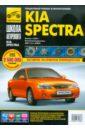 KIA Spectra с 2004 г. бензиновый двигатель 1,6 л. Руководство по эксплуатации, техническому обслуж.,