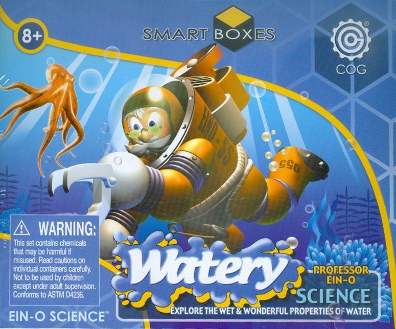 Иллюстрация 1 из 2 для Свойства воды (Е2628) | Лабиринт - игрушки. Источник: Лабиринт