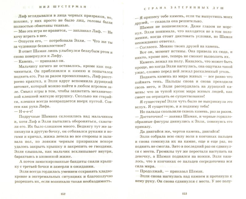 Иллюстрация 1 из 21 для Страна затерянных душ - Нил Шустерман | Лабиринт - книги. Источник: Лабиринт