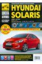 Hyundai Solaris Выпуск с 2011 г. Бензиновые двигатели. Руководство по эксплуатации, тех.обслуживание,