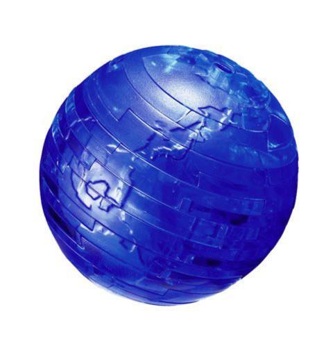 Иллюстрация 1 из 2 для Головоломка ПЛАНЕТА ЗЕМЛЯ голубая (90110) | Лабиринт - игрушки. Источник: Лабиринт