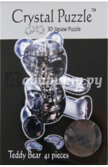 Головоломка МИШКА (90114) пазлы crystal puzzle головоломка лев