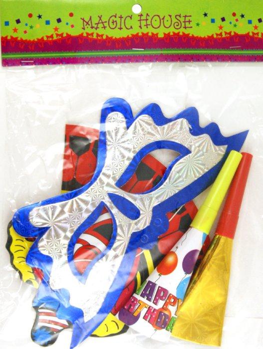 Иллюстрация 1 из 2 для Набор из карнавальных принадлежностей (21075) | Лабиринт - игрушки. Источник: Лабиринт