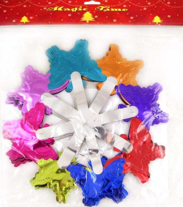 Иллюстрация 1 из 2 для Украшение новогоднее Гирлянда 30х270см (20369)   Лабиринт - сувениры. Источник: Лабиринт