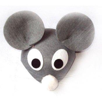 """Иллюстрация 1 из 2 для Шляпа карнавальная """"Мышка"""" (22451)   Лабиринт - игрушки. Источник: Лабиринт"""