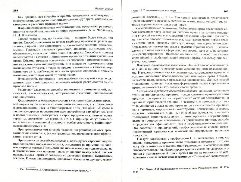 Иллюстрация 1 из 7 для Теория государства и права. Учебник для бакалавров - Тимофей Радько | Лабиринт - книги. Источник: Лабиринт