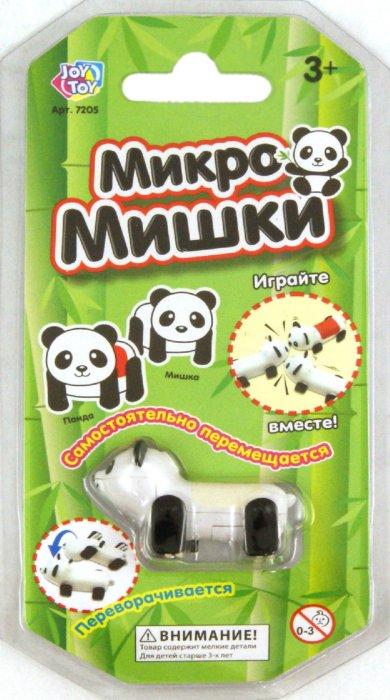 Иллюстрация 1 из 10 для Микро-мишка с батарейками (7205) | Лабиринт - игрушки. Источник: Лабиринт