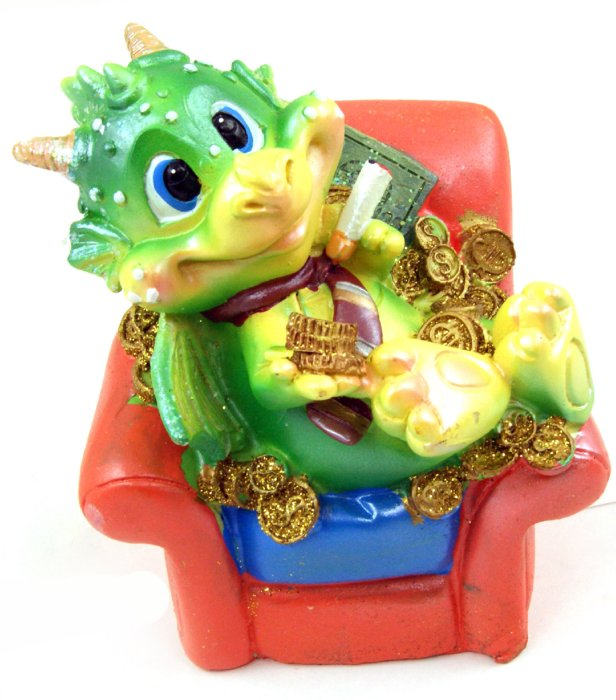 """Иллюстрация 1 из 2 для Копилка игрушечная """"Дракон"""" (22656)   Лабиринт - игрушки. Источник: Лабиринт"""