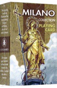 Игральные карты Милан карты игральные коллекционные lo scarabeo камасутра 54 карты