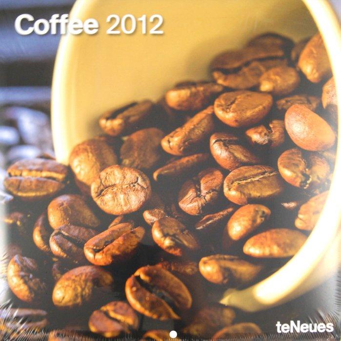 """Иллюстрация 1 из 2 для Календарь на 2012 год """"Кофе"""" (5085-5)   Лабиринт - сувениры. Источник: Лабиринт"""