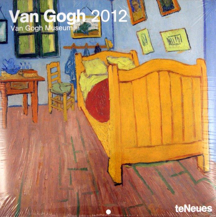 """Иллюстрация 1 из 2 для Календарь на 2012 год """"Ван Гог"""" (5185-2)   Лабиринт - сувениры. Источник: Лабиринт"""
