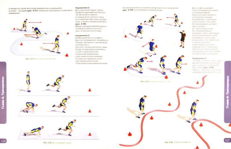 Иллюстрация 1 из 4 для Хоккей. Книга-тренер | Лабиринт - книги. Источник: Лабиринт
