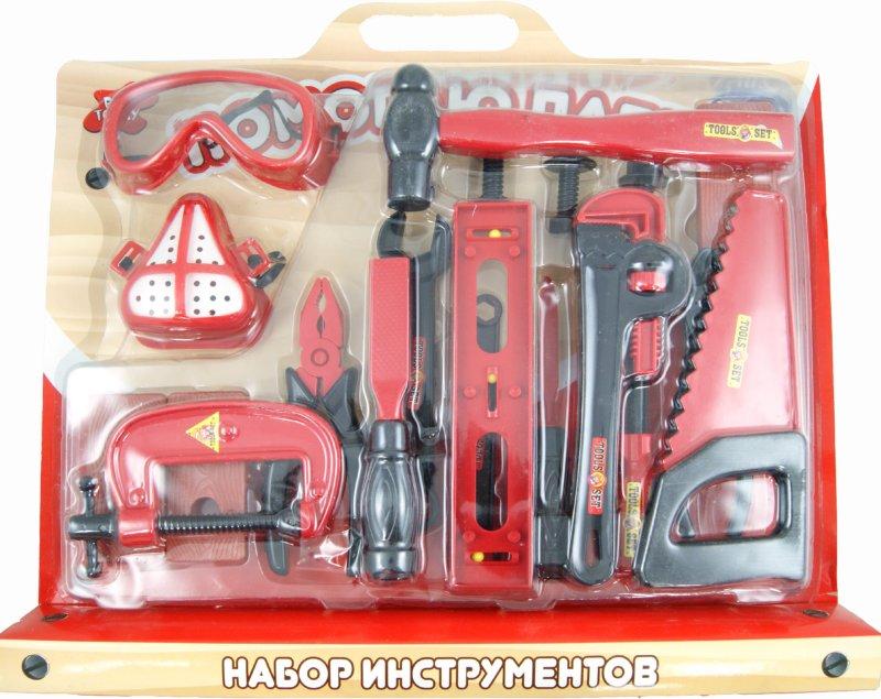 Иллюстрация 1 из 3 для Помогаю Папе. Набор инструментов (РТ-00023 718) | Лабиринт - игрушки. Источник: Лабиринт
