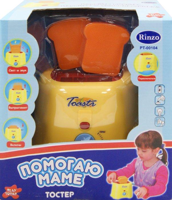 """Иллюстрация 1 из 3 для Помогаю Маме """"Тостер"""" (РТ-00104 08004)   Лабиринт - игрушки. Источник: Лабиринт"""