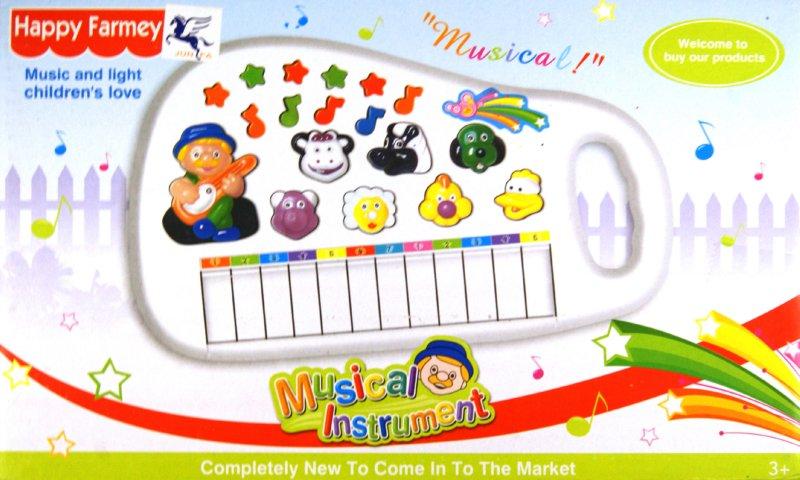 Иллюстрация 1 из 4 для Ферма музыкальная (951) | Лабиринт - игрушки. Источник: Лабиринт