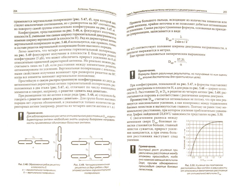 Иллюстрация 1 из 10 для Антенны. Практическое  руководство - Г. Миллер | Лабиринт - книги. Источник: Лабиринт