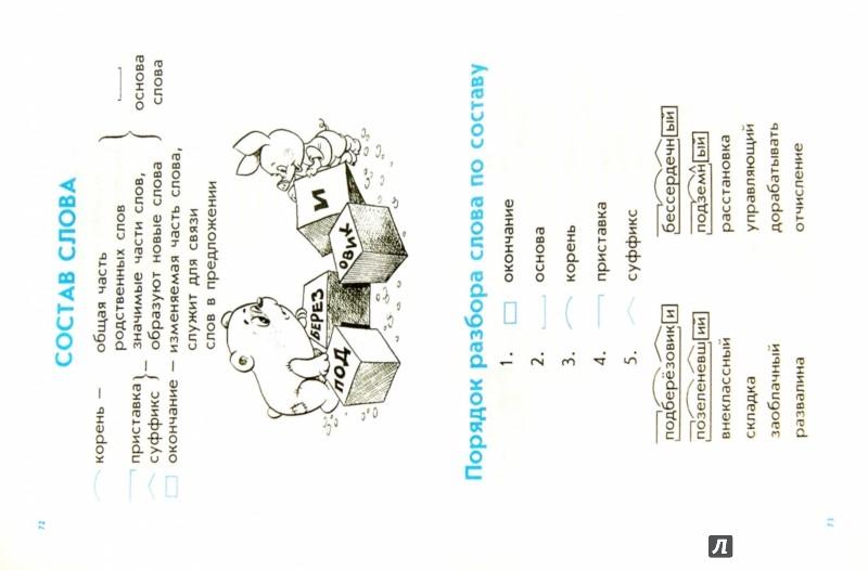 Иллюстрация 1 из 15 для Правила по русскому языку и математике для начальных классов | Лабиринт - книги. Источник: Лабиринт