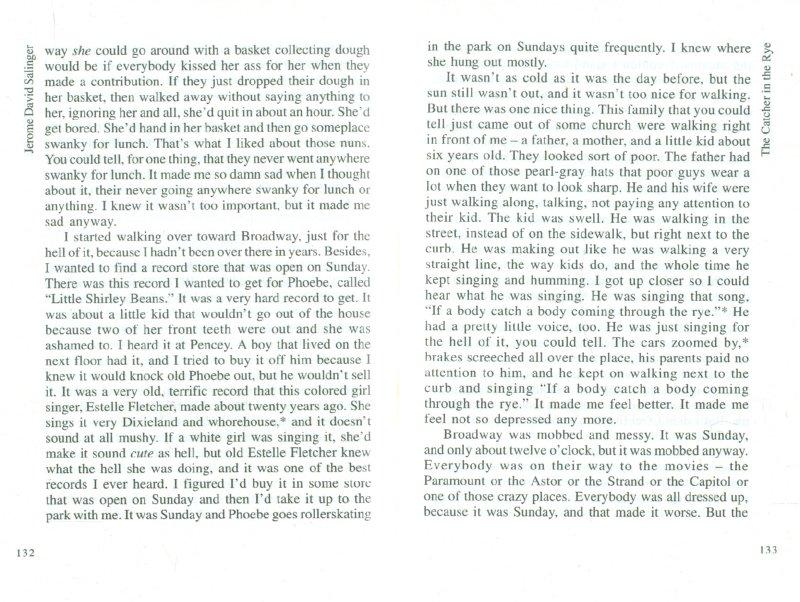 Иллюстрация 1 из 10 для The catcher in the rye - Jerome Salinger | Лабиринт - книги. Источник: Лабиринт