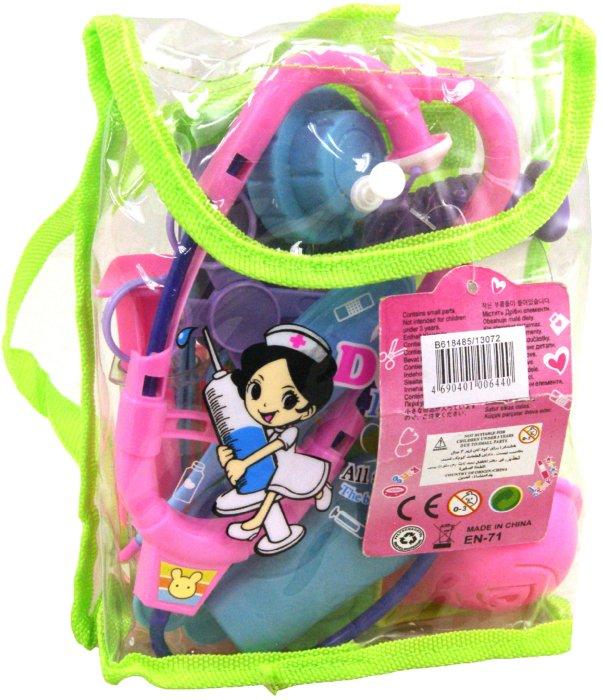 """Иллюстрация 1 из 4 для Набор """"Доктор"""" в рюкзаке (333-25)   Лабиринт - игрушки. Источник: Лабиринт"""