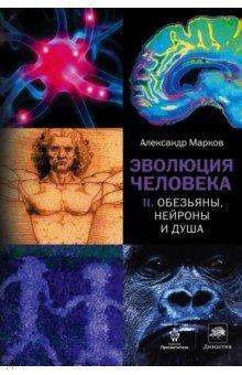 Эволюция человека. В 2-х книгах. Книга 2. Обезьяны, нейроны и душа от иконы к картине в начале пути в 2 х книгах книга 2