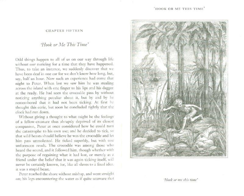 Иллюстрация 1 из 26 для Peter Pan - James Barrie | Лабиринт - книги. Источник: Лабиринт