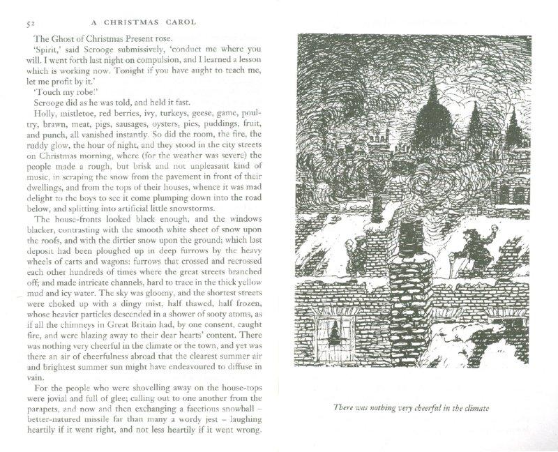Иллюстрация 1 из 23 для A Christmas Carol - Charles Dickens | Лабиринт - книги. Источник: Лабиринт