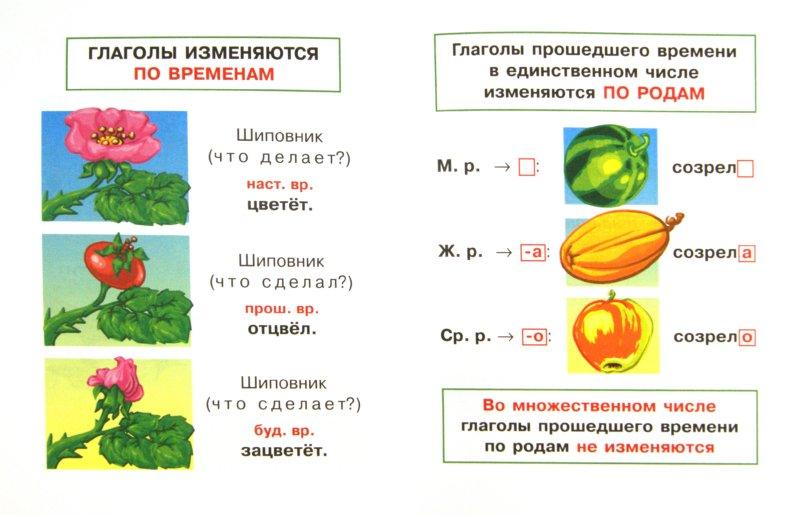 Иллюстрация 1 из 7 для Части речи. Глагол - Ольга Ушакова | Лабиринт - книги. Источник: Лабиринт