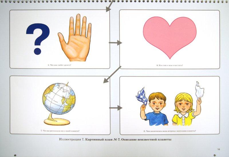 Иллюстрация 1 из 10 для Развиваем связную речь у детей 6-7 лет с ОНР. Картинные планы, репродукции, сюжетные картины - Нелли Арбекова | Лабиринт - книги. Источник: Лабиринт