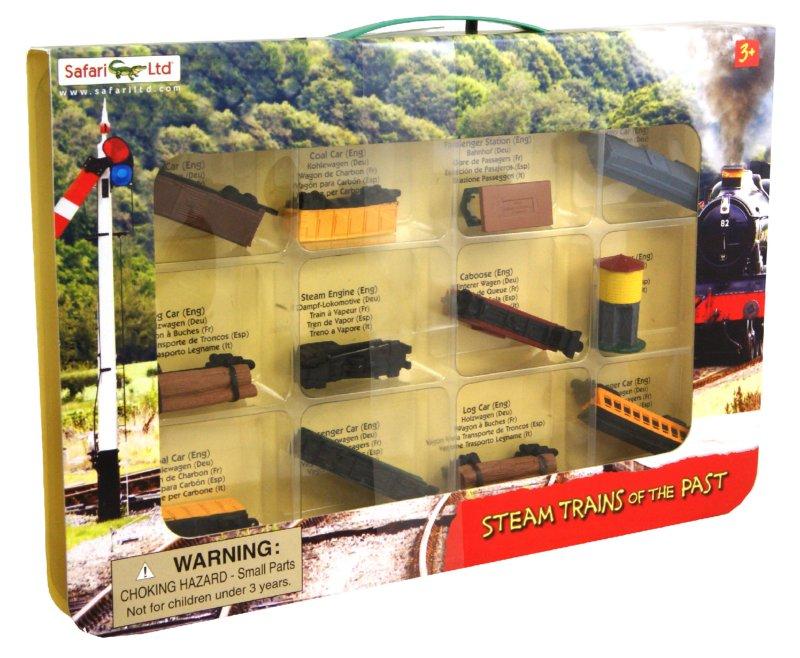 Иллюстрация 1 из 2 для Поезда прошлого (700404) | Лабиринт - игрушки. Источник: Лабиринт