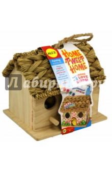 """Птичий домик для раскрашивания """"Дом, милый дом"""" (663W) от Лабиринт"""